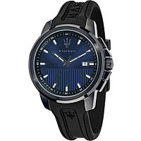 watch multifunction man Maserati Sfida R8851123009