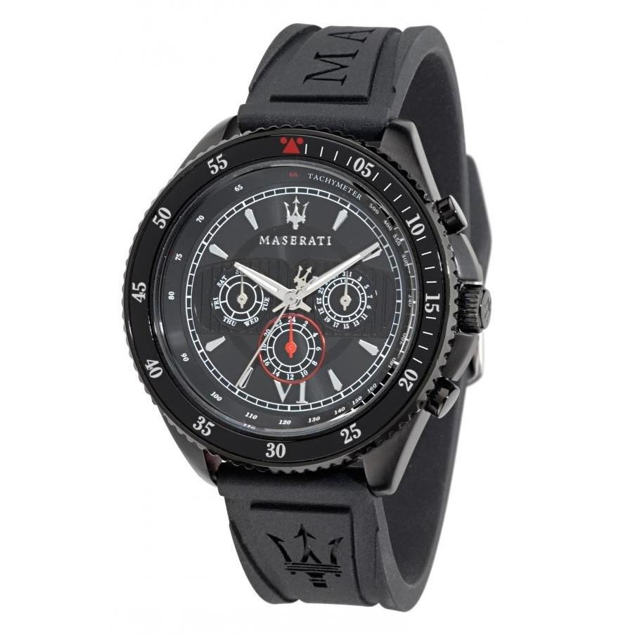 watch multifunction man Maserati Stile R8851101001