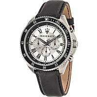 watch multifunction man Maserati Stile R8851101007