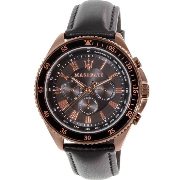 watch multifunction man Maserati Stile R8851101008