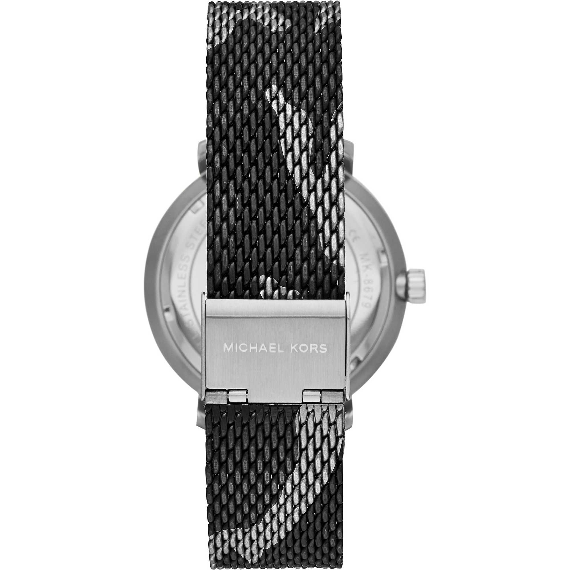 debac7b2c81f watch multifunction man Michael Kors Blake MK8679 multifunction ...