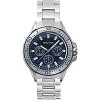 watch multifunction man Nautica Auckland NAPAUC001BR