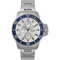 watch multifunction man Nautica Bayside NAPBYS004