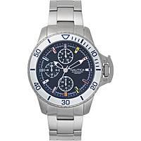watch multifunction man Nautica Bayside NAPBYS005