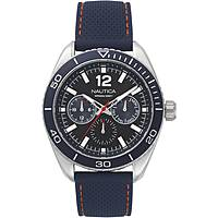 watch multifunction man Nautica Key Biscayne NAPKBN003