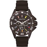 watch multifunction man Nautica Miami Flags Multi NAPMIA001