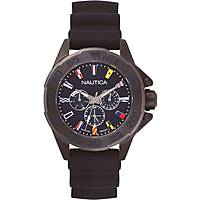 watch multifunction man Nautica Miami Flags Multi NAPMIA004