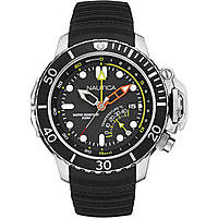 watch multifunction man Nautica Nmx Dive Style NAI47500G