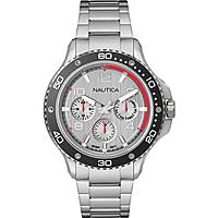 watch multifunction man Nautica Pier 25 NAPP25005