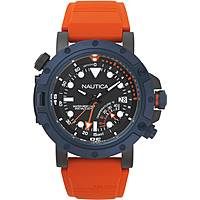 watch multifunction man Nautica Porthole NAPPRH013