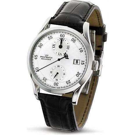 watch multifunction man Philip Watch Sunray R8221180015