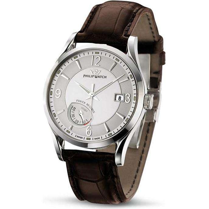 watch multifunction man Philip Watch Sunray R8221680315