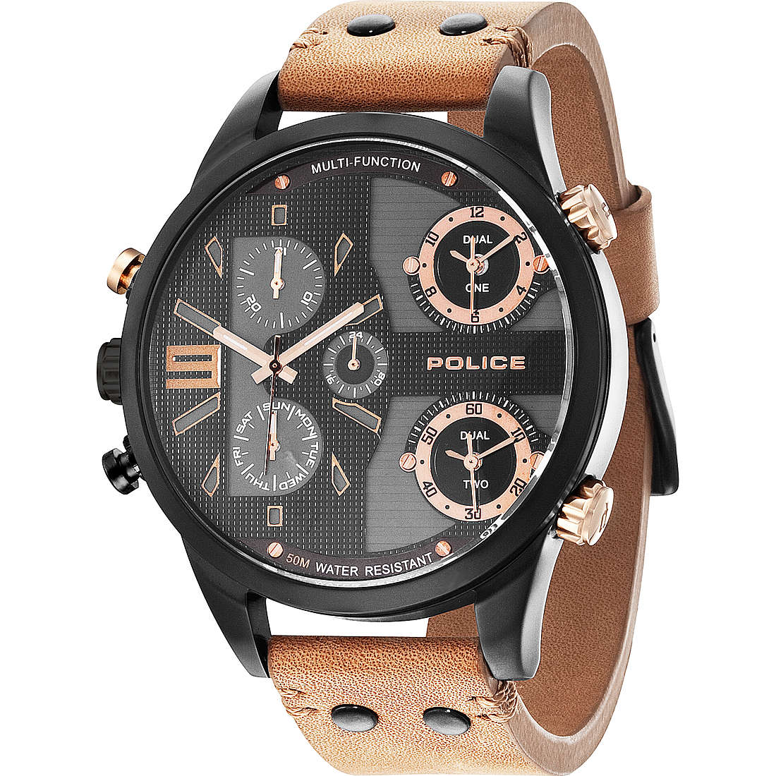 watch multifunction man Police Copperhead R1451240004