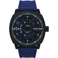 watch multifunction man Police Speed Head R1451290003