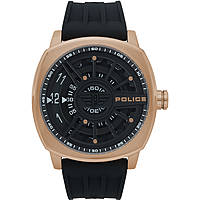 watch multifunction man Police Speed Head R1451290005