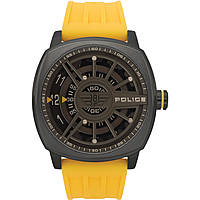 watch multifunction man Police Speed Head R1451290006