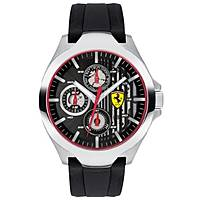 watch multifunction man Scuderia Ferrari Aero FER0830510