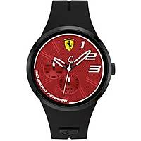 watch multifunction man Scuderia Ferrari Fxx FER0830473