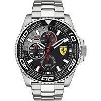 watch multifunction man Scuderia Ferrari Kers Xtreme FER0830470
