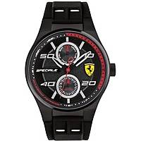 watch multifunction man Scuderia Ferrari Speciale FER0830356