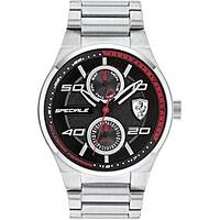 watch multifunction man Scuderia Ferrari Speciale FER0830358