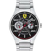 watch multifunction man Scuderia Ferrari Speciale FER0830432
