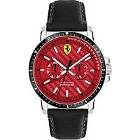 watch multifunction man Scuderia Ferrari Turbo FER0830449