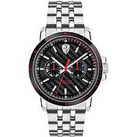 watch multifunction man Scuderia Ferrari Turbo FER0830453