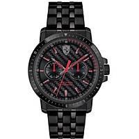 watch multifunction man Scuderia Ferrari Turbo FER0830454