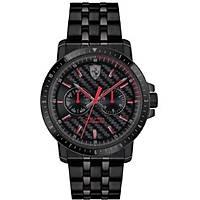 watch multifunction man Scuderia Ferrari Turbo FER0830454