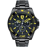 watch multifunction man Scuderia Ferrari Xx Kers FER0830309