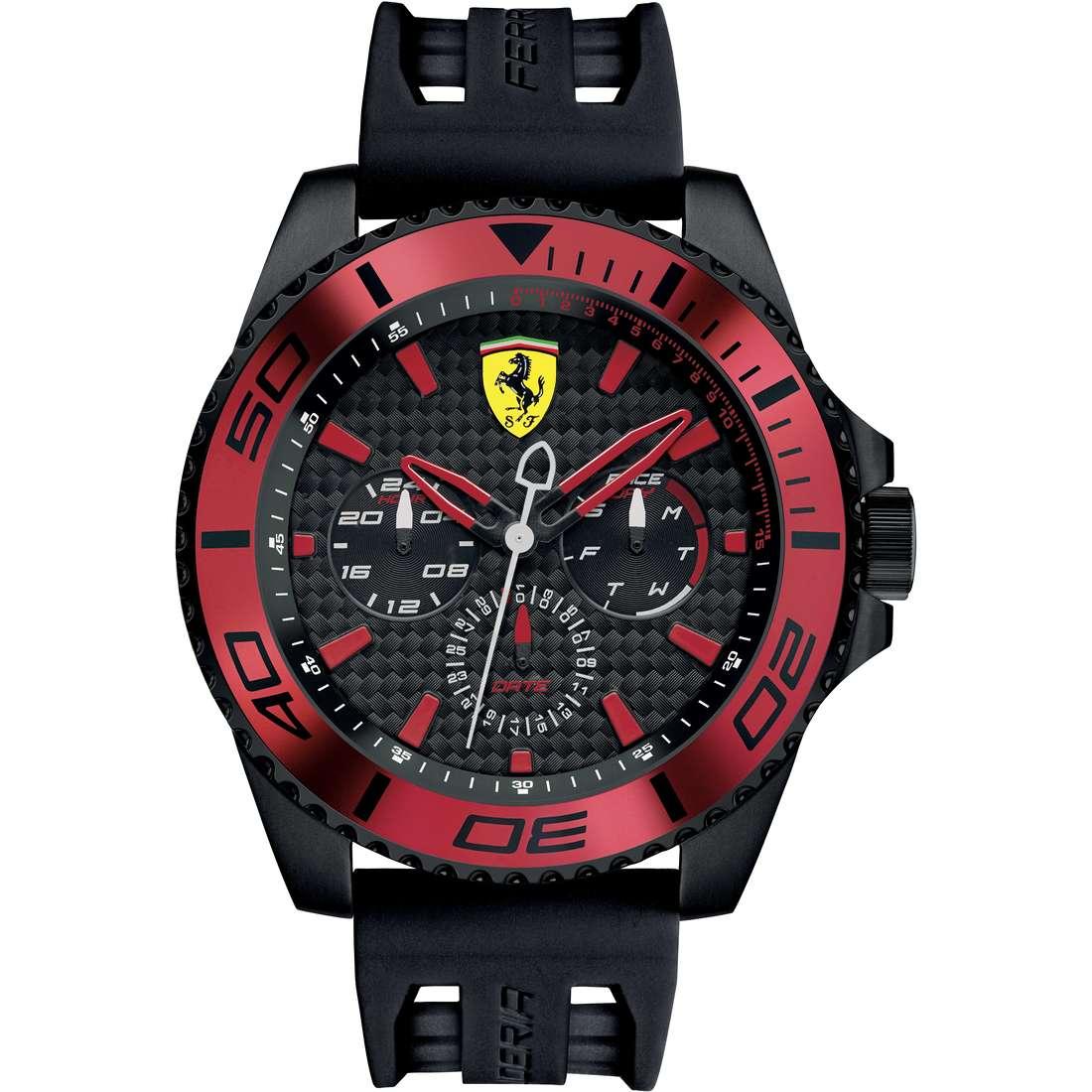 watch multifunction man Scuderia Ferrari Xx Kers FER0830310
