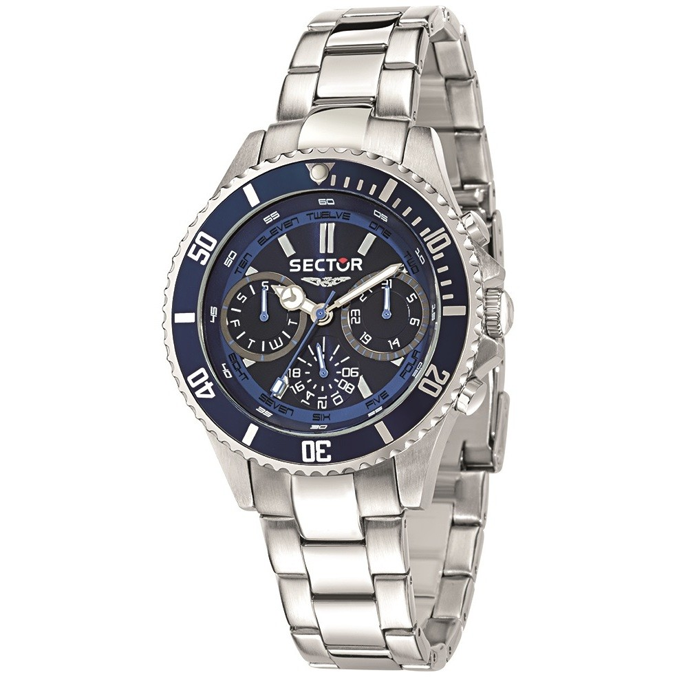 watch multifunction man Sector 230 R3253161009