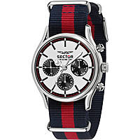 watch multifunction man Sector 660 R3251517003