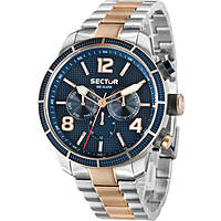 watch multifunction man Sector 850 R3253575005