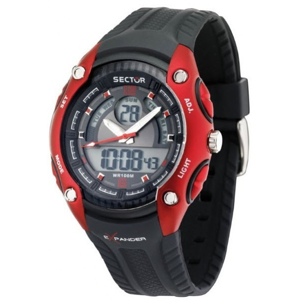 watch multifunction man Sector Expander Street R3251574002