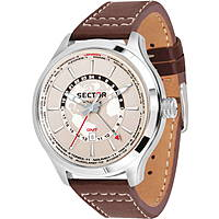watch multifunction man Sector Traveller R3251504001