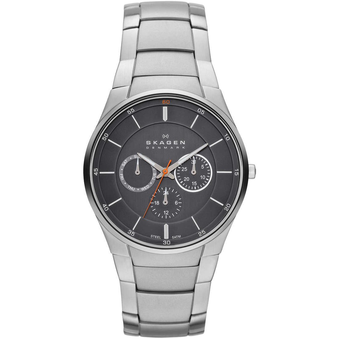 watch multifunction man Skagen Fall 2013 SKW6054