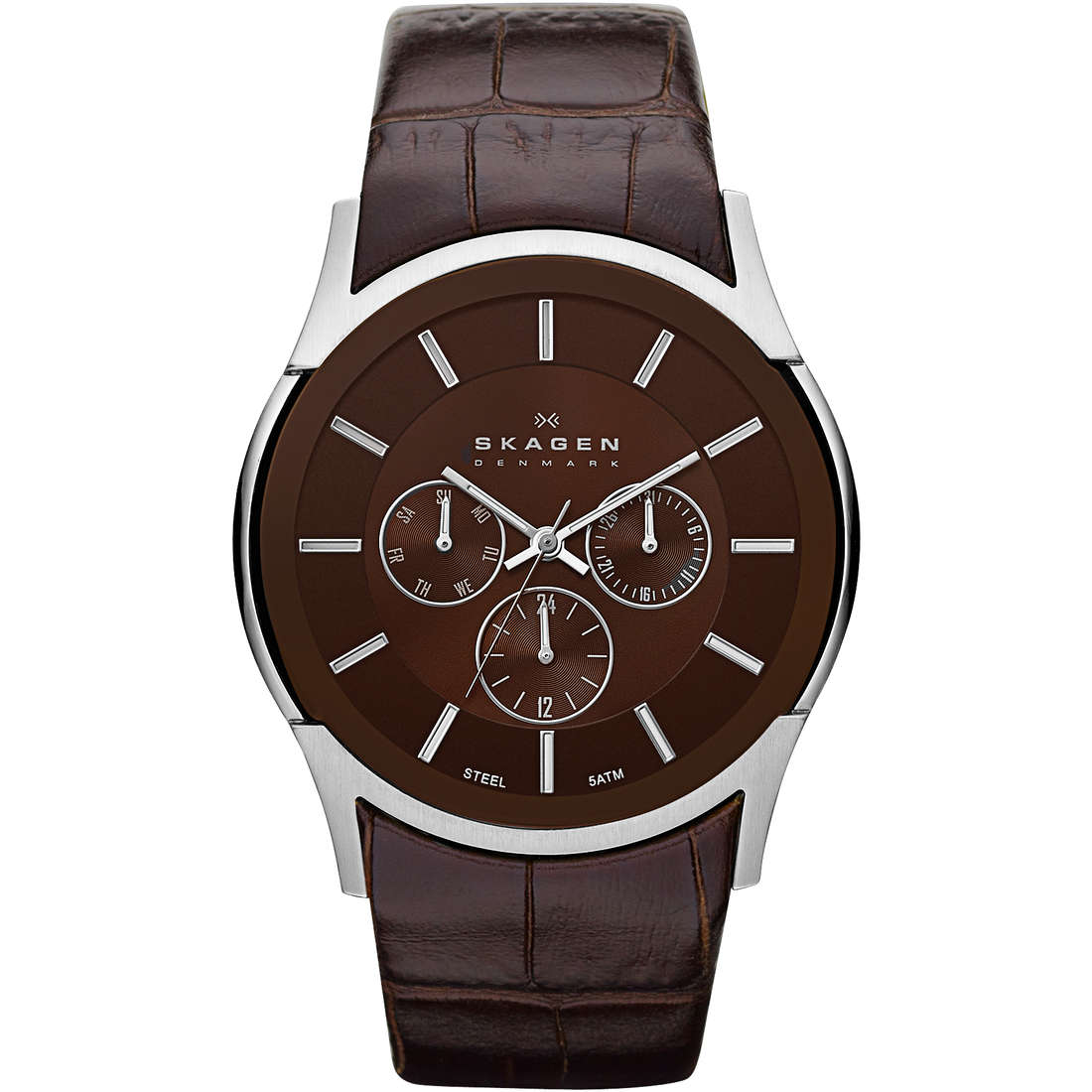 watch multifunction man Skagen SKW6001