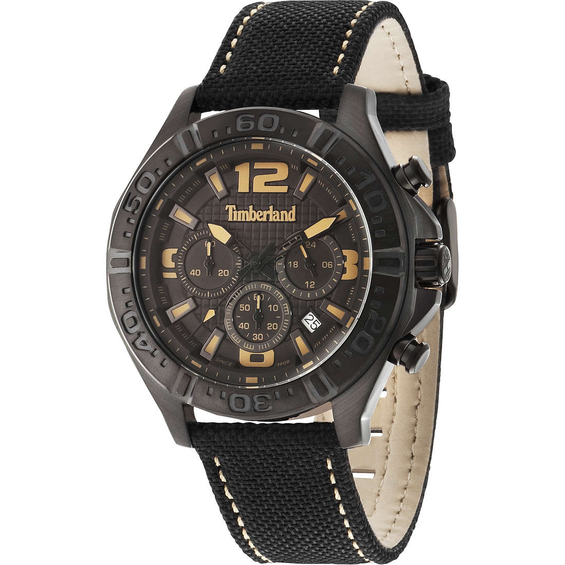 watch multifunction man Timberland Trafton TBL.14655JSB/61