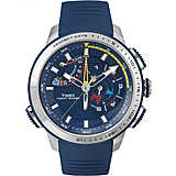 watch multifunction man Timex Iq Yatch Racer TW2P73900