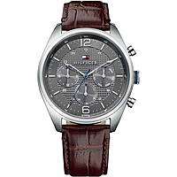 watch multifunction man Tommy Hilfiger Corbin THW1791184