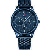 watch multifunction man Tommy Hilfiger Damon THW1791421