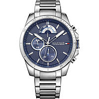 watch multifunction man Tommy Hilfiger Decker THW1791348