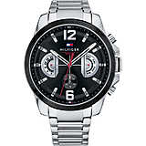 watch multifunction man Tommy Hilfiger Decker THW1791472