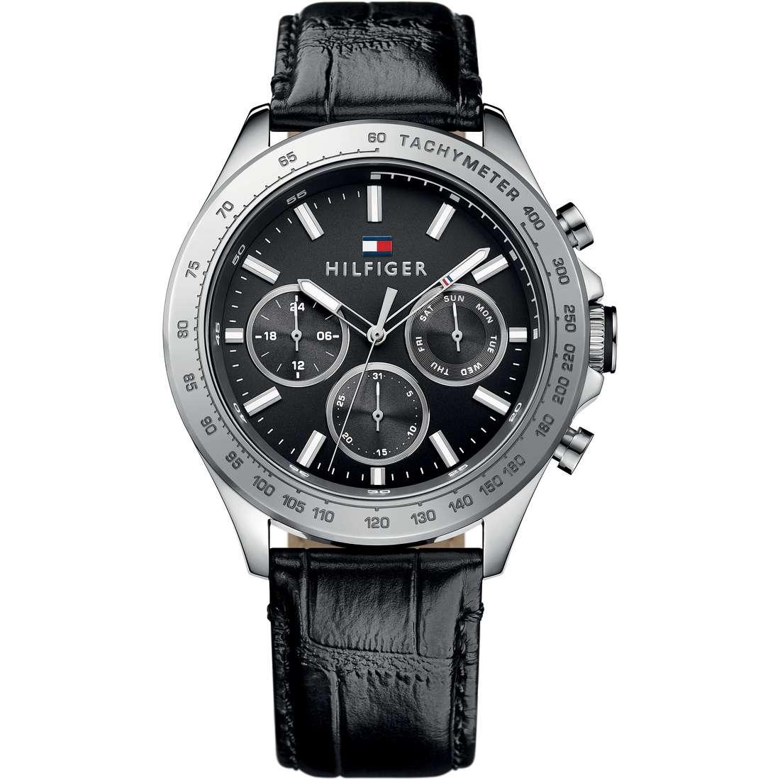 watch multifunction man Tommy Hilfiger Hudson THW1791224