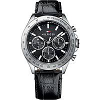 watch multifunction man Tommy Hilfiger Hudson THW1791224