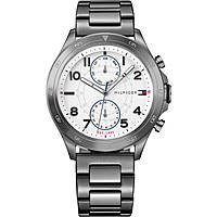 watch multifunction man Tommy Hilfiger Hudson THW1791341