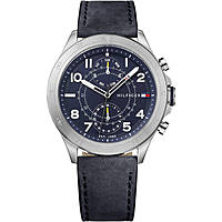 watch multifunction man Tommy Hilfiger Hudson THW1791346