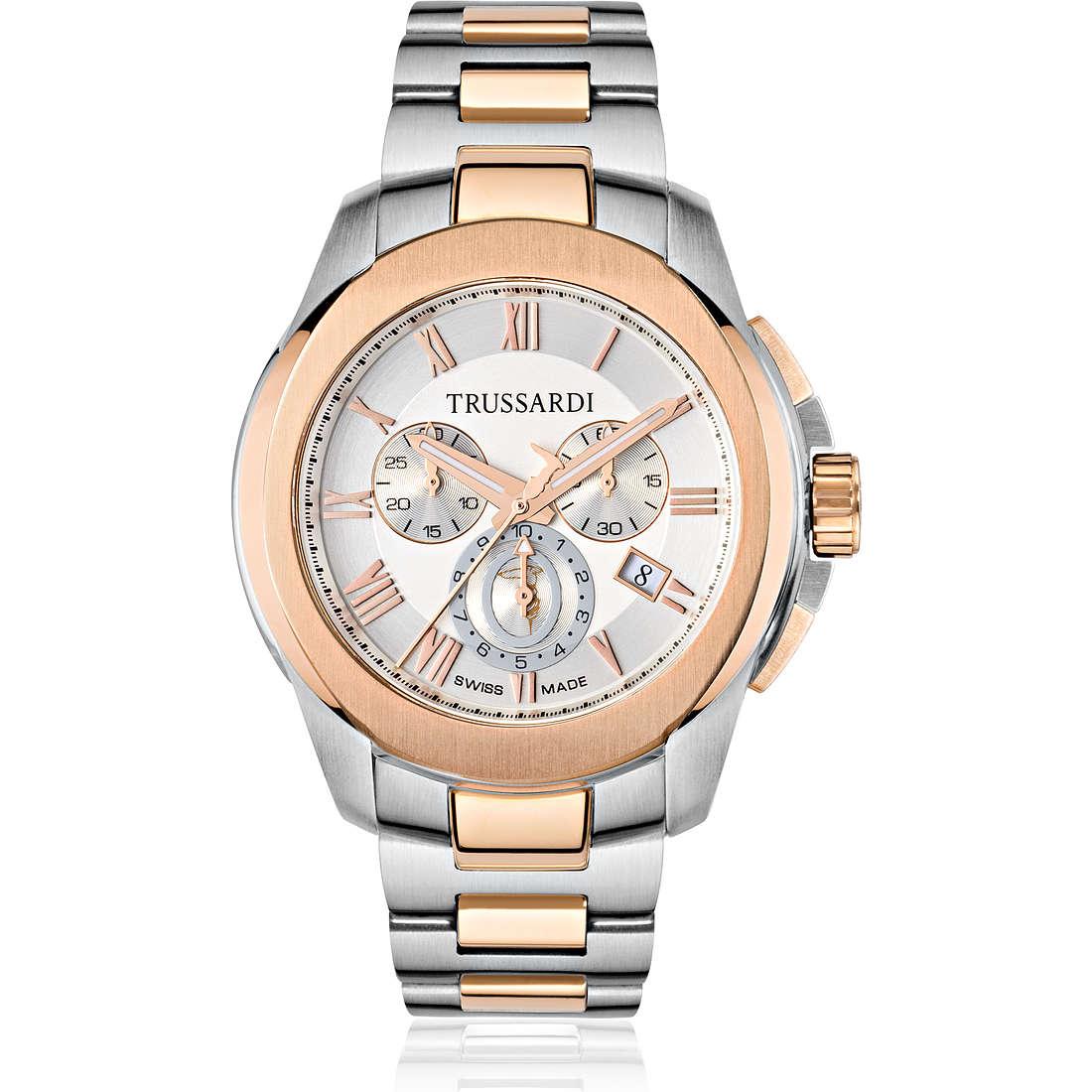 watch multifunction man Trussardi T01 R2473100001